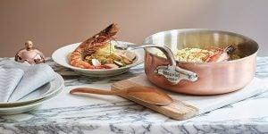 mauviel cookware set