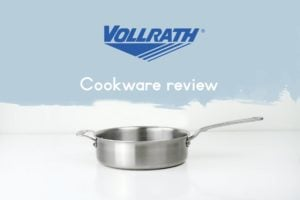 vollrath cookware review