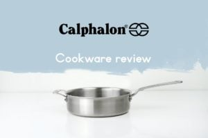 calphalon cookware review