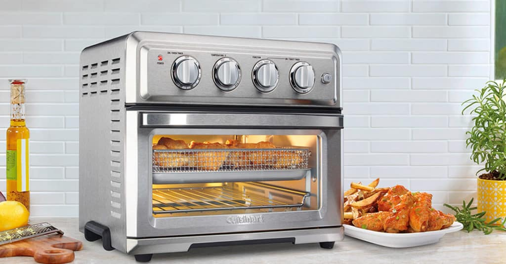 cuisinart toaster oven air fryer