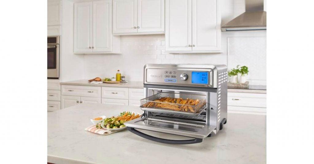 Cuisinart toa-65 toaster oven