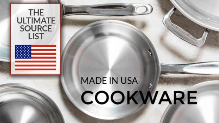 made in usa cookware
