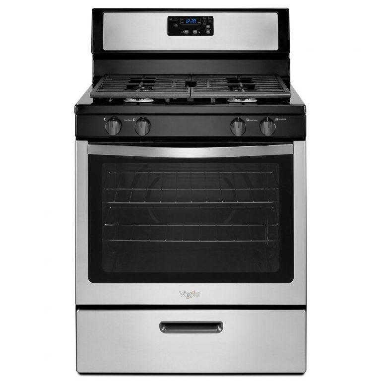 Whirlpool WFG320M0BS front