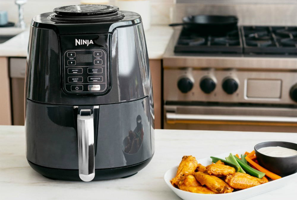 ninja air fryer review