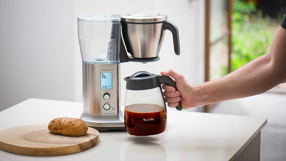Breville coffee makers