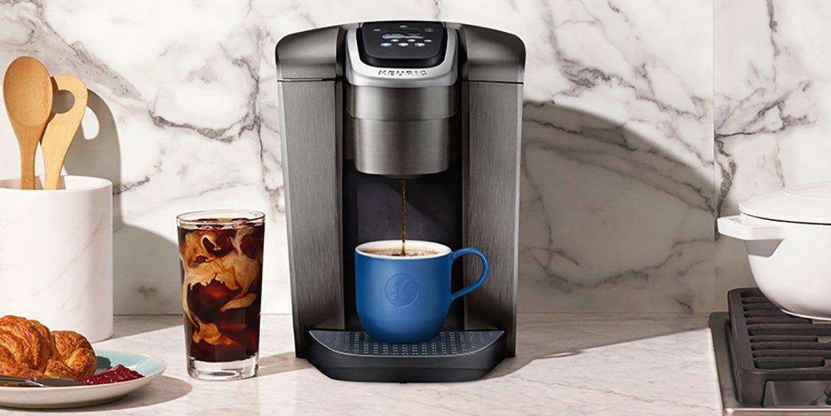Keurig K-Elite K-Cup Pod Coffee Maker