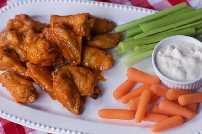 air fryer chicken wings recipe 1