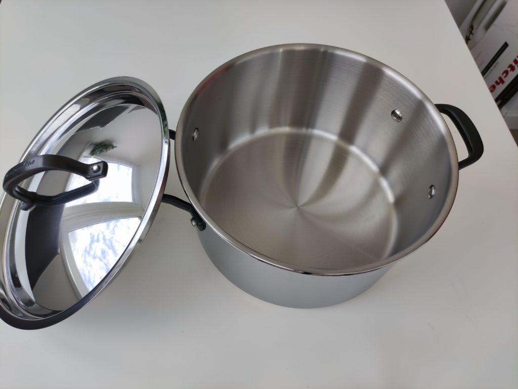 kitchenaid 8qt stockpot with lid