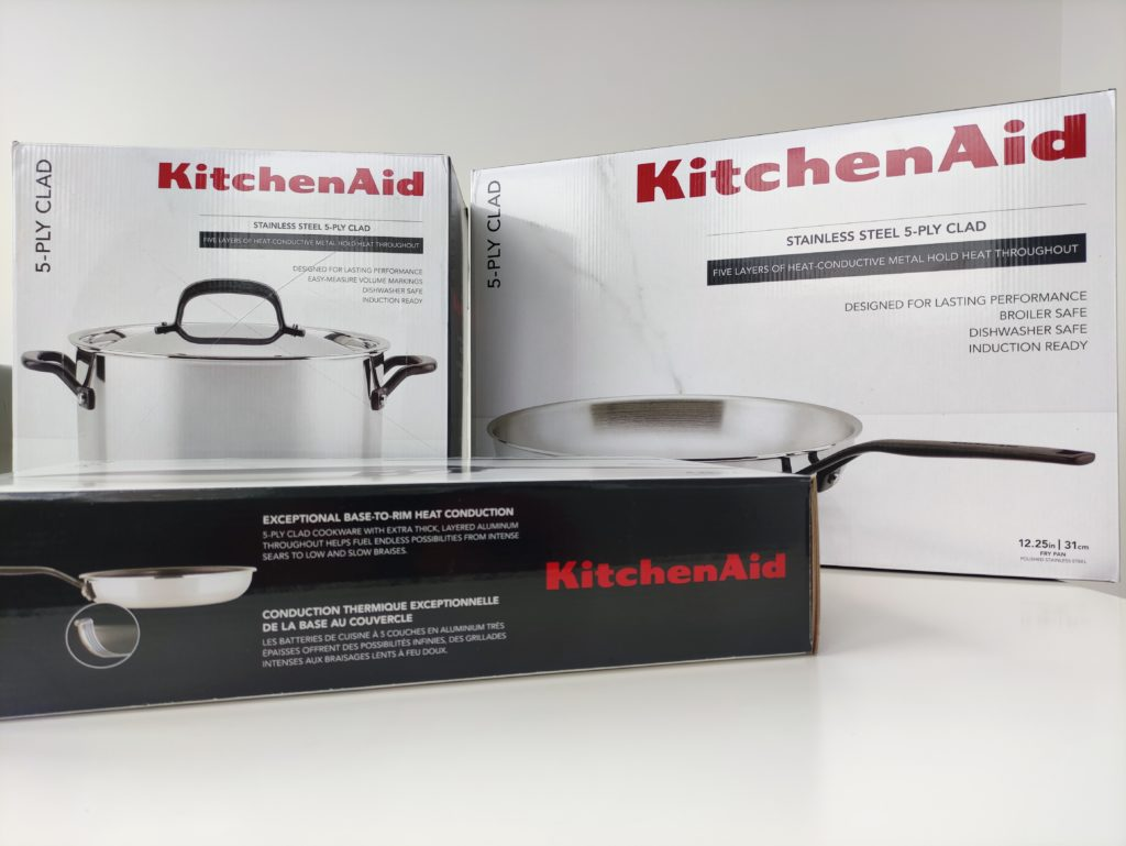 Kitchenaid Cookware packages
